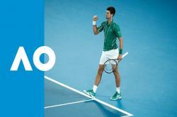 Những pha bóng hay nhất Novak Djokovic tại Australian Open 2020