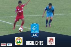 Tây Ninh 2-0 Phố Hiến (Vòng 18 Hạng Nhất QG 2019)