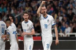 Hy Lạp 0-3 Italia (Vòng loại Euro 2020)
