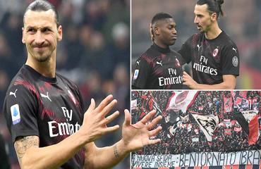AC Milan: Ở tận cùng của nỗi tuyệt vọng