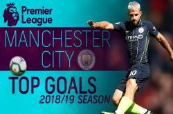 Tổng hợp bàn thắng đẹp của nhà vô địch Man City (Ngoại hạng Anh 2018/19)