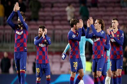 Napoli có 1 lý do để có thể hi vọng làm được điều gì đó trước Barca