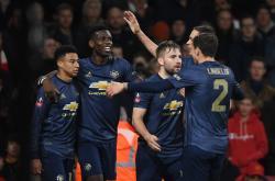 Arsenal 1-3 Man Utd (vòng 4 FA Cup 2018/19)