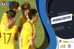 U18 Singapore 0-5 U18 Úc (U18 Đông Nam Á 2019)