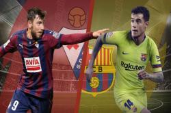 Eibar vs Barcelona, 21h15 ngày 19/5: Tập dượt chờ Cúp Nhà Vua