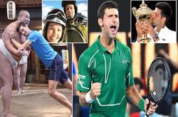 Novak Djokovic: Ăn kiêng, yoga, thiền, và… phản đối vắc-xin