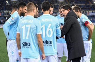 Lazio và bóng đá của niềm vui