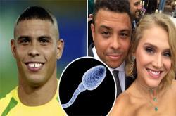 Ronaldo đã triệt sản nhưng vẫn có thể cho ra đời 1 đội bóng đá nếu muốn