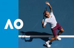 Federer 3-2 Tennys Sandgren (Tứ kết Australia Open 2020)
