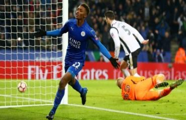 Leicester City 3-1 Derby County (vòng 4 FA Cup 2016/17)