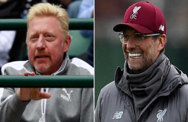 Huyền thoại tennis khiến NHM Liverpool lo lắng về Klopp