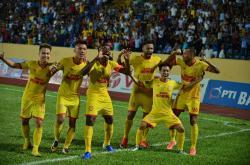 Nam Định 2-1 Hải Phòng (Vòng 25 V-League 2019)