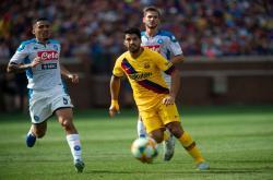Napoli 0-4 Barca (Giao hữu CLB 2019)