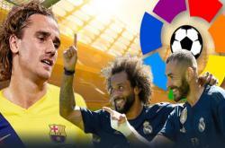 Tổng hợp vòng 1 La Liga: Barca bị đá rơi vương miện