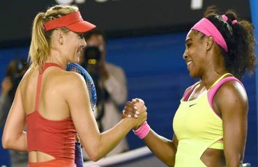 Đại chiến Serena Williams – Maria Sharapova: Màn phục thù cho ai?