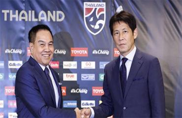 Thái Lan muốn HLV Nishino giảm lương 'khủng' vì Covid-19?