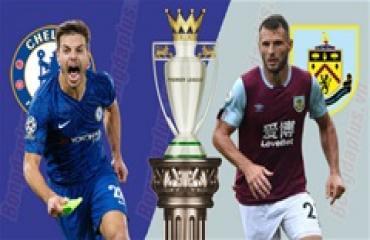 Chelsea vs Burnley, 22h00, ngày 11/01: Niềm vui màu xanh