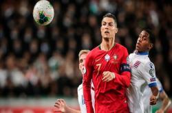 Bồ Đào Nha 3-0 Luxembourg (Vòng loại EURO 2020)