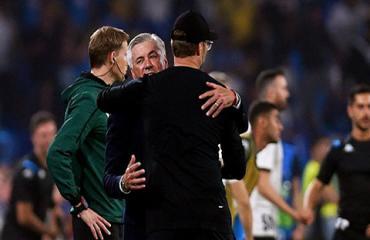 Ancelotti nói gì khiến Klopp vẫn cười dù Liverpool thua trận?