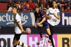 Osasuna 3-1 Valencia (Vòng 10 La Liga 2019/20)