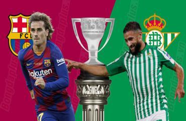 Barcelona vs Betis, 02h00 ngày 26/8: Khi Barca có Messi