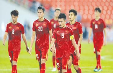 U23 châu Á là khoảng lặng cần thiết cho thầy Park và bóng đá Việt Nam