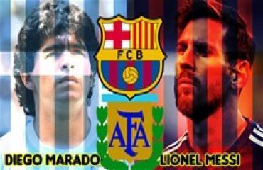 Messi và Maradona: Ai mới là người xuất sắc hơn?