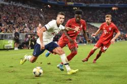 Bayern 2-2 Tottenham (Pen: 5-6) (Audi Cup 2019)