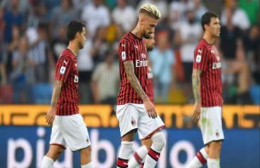 Vòng 1 Serie A: Milan thua đau ngày ra quân