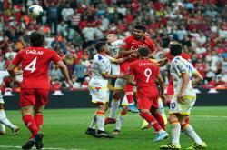 Thổ Nhĩ Kỳ 1-0 Andorra (Vòng loại EURO 2020)
