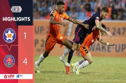 Đà Nẵng 1-4 Sài Gòn FC (Vòng 2 V-League 2020)