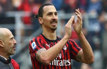 Milan gấp rút tìm người thay Ibra