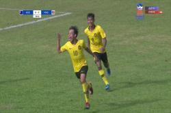 U18 Úc 0-3 U18 Malaysia (U18 Đông Nam Á 2019)
