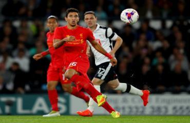 Derby County 0-3 Liverpool (Cup Liên Đoàn Anh 2016/17)