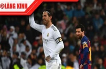 El Clasico lương bổng giữa mùa Covid-19: Barca 3-10 Real