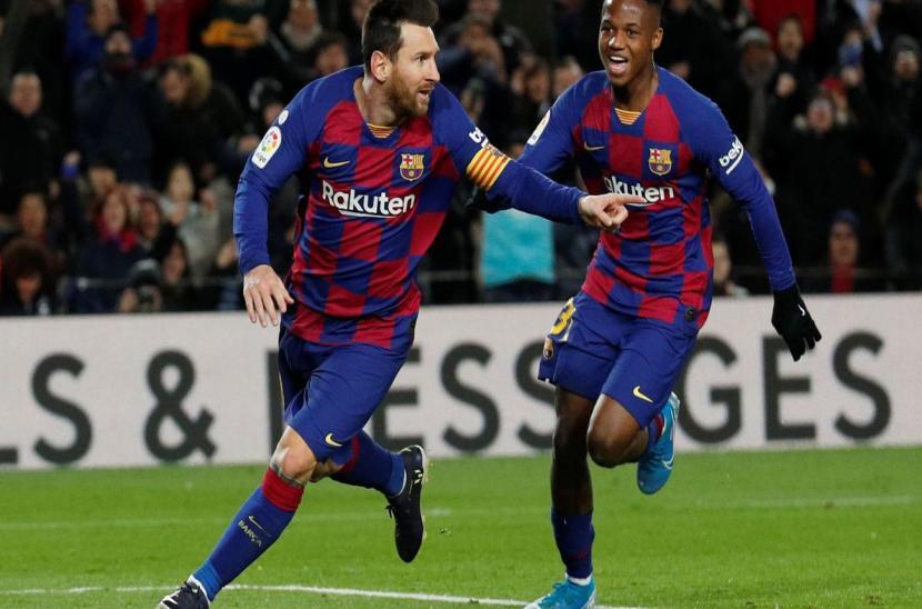 Barca 1-0 Granada (Vòng 20 La Liga 2019/20)