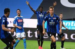 Serie A: Napoli, Roma cùng bại, Atalanta chắc chân trong top 4