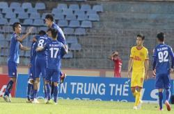 Quảng Nam cay đắng khi bị Nam Định chia điểm ngay phút bù giờ