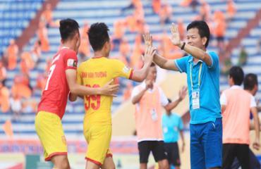 Vòng 23 V.League: Thiên Trường có tìm lại niềm vui?