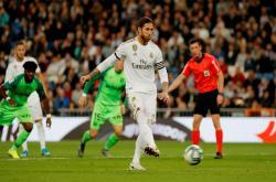 Real 5-0 Leganes (Vòng 11 La Liga 2019/20)