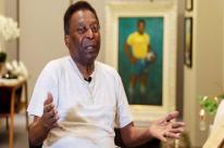 'Vua bóng đá' Pele bị trầm cảm vì bệnh tật