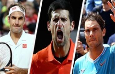 Federer, Nadal, Djokovic 'giải cứu' đồng nghiệp khó khăn do dịch Covid-19