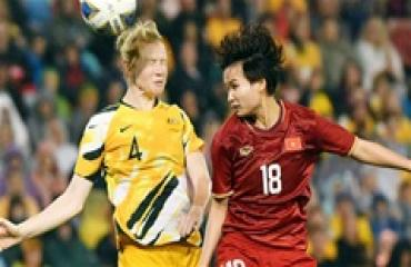 ĐT nữ Việt Nam vs ĐT nữ Australia, 18h30 ngày 11/3: Thoải mái mà đá