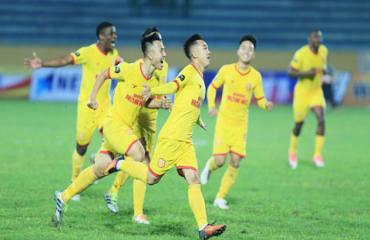 Nam Định mùa giải 2020: Tự tin hướng đến vị trí cao hơn