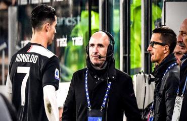 Sarri đúng, nhưng Ronaldo luôn là Ronaldo