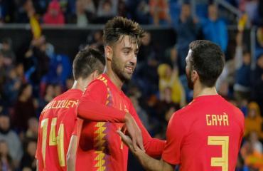Tây Ban Nha 1-0 Bosnia & Herzegovina (Giao hữu Quốc tế 2018)