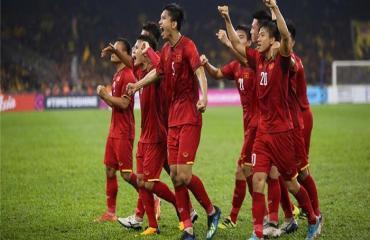 BXH FIFA tháng 6/2019: ĐT Việt Nam tăng 2 bậc