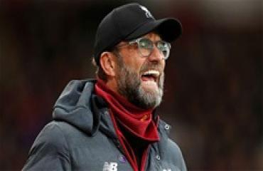 Có thời điểm Klopp sợ bị Liverpool sa thải