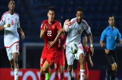 U23 Việt Nam 0-0 U23 UAE (Bảng D U23 châu Á 2020)