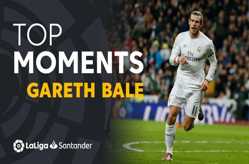 Ký ức La Liga: Gareth Bale